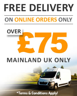 FREE UK Mainland Delivery Online