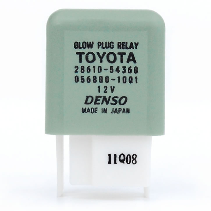 Genuine Toyota Glow Plug Relay Hilux Pickup Hilux Surf Amp Land Cruiser Roughtrax 4x4