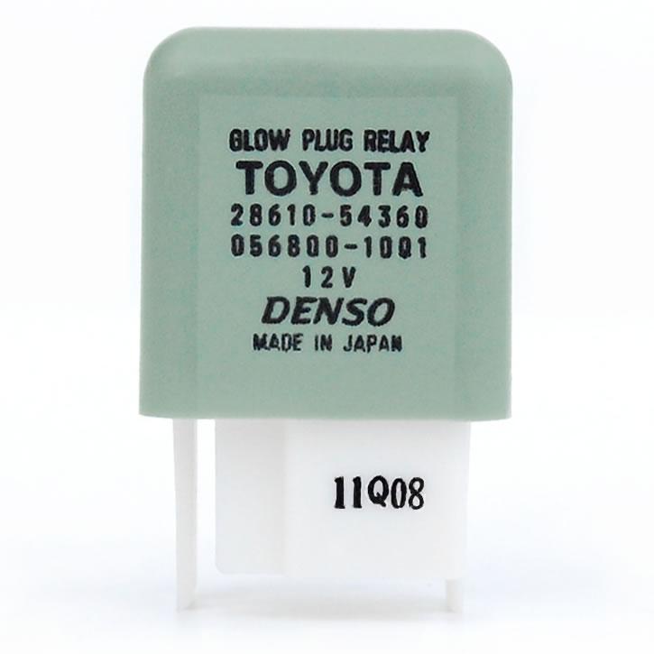 Genuine Toyota Glow Plug Relay 28610 54360 Hilux Pickup Hilux Surf Land Cruiser