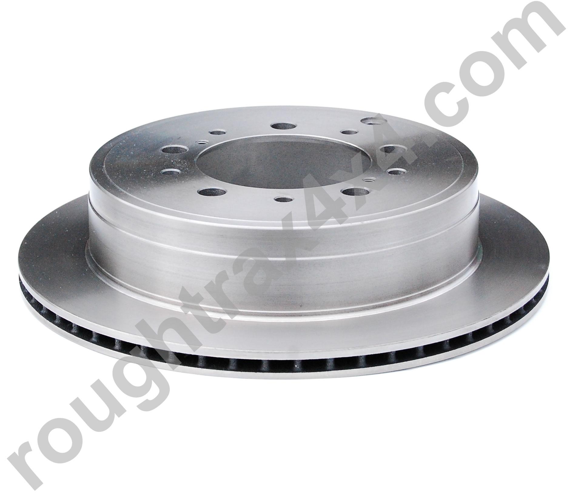 brakeworld rear brake disc pad kit brake kits brakes. Black Bedroom Furniture Sets. Home Design Ideas