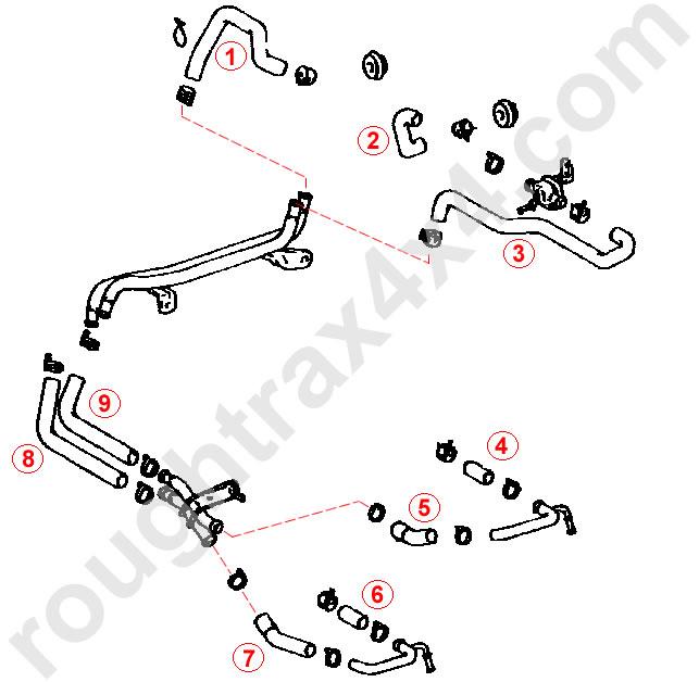 4x4 suspension diagram air suspension diagram