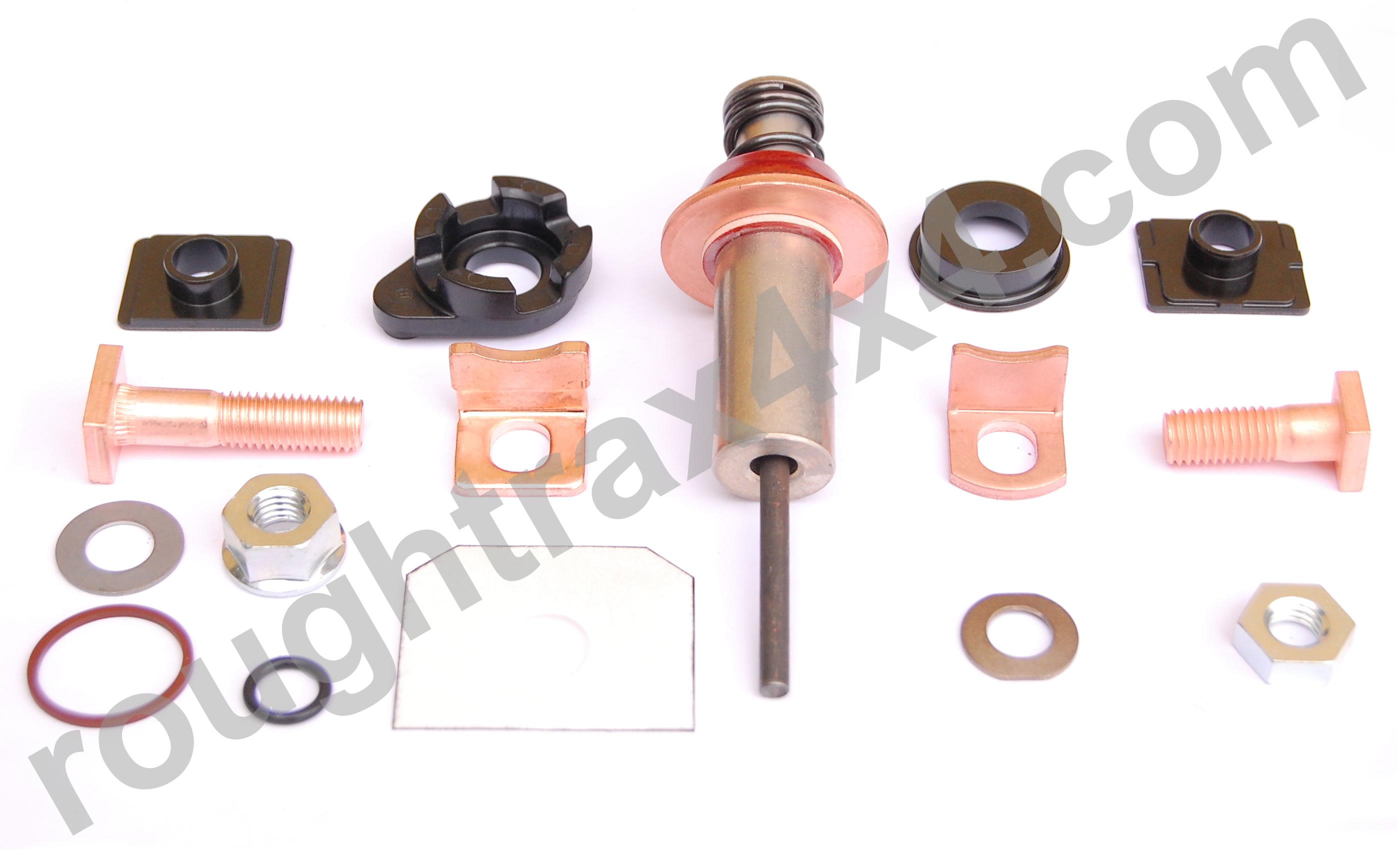 Starter Motor Repair