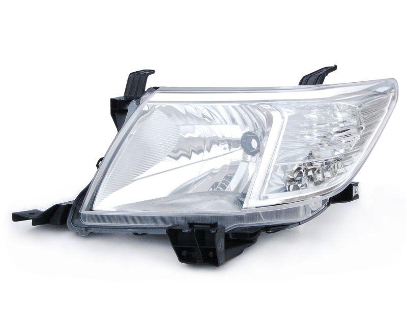 Depo Left Hand Headlight Hilux Pickup
