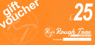 RoughTrax £25 Gift Voucher