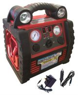 Streetwize 5 in 1 Portable Power Station & 12v Emergency Jumpstart