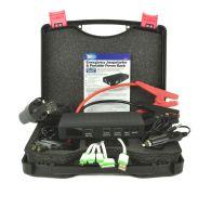 Streetwize Emergency Jump Start & Portable Power Bank 12V-240V 600Amp