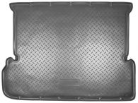 Black TPV Cargo Boot Liner Floor Mat