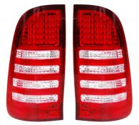 Performance Rear Red & Clear LED Lights
