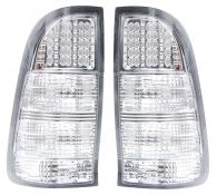 Performance Rear Clear LED Lights