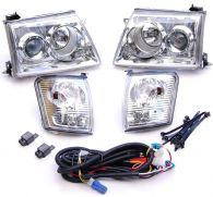 Performance Twin Headlamp Conversion Kit