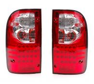 Performance Rear Red and Clear LED Lights