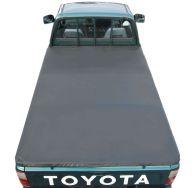 Tonneau Cover Single Cab shown on vehicle