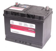 Genuine Toyota Battery - Left Hand (Twin Setup)