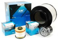 AMC Oil Air and Fuel Filters