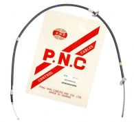 PNC Left Hand Rear Handbrake Cable (1989-1995)