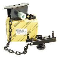 Spare Wheel Carrier Assembly - KDJ120 - Genuine Toyota 51900-60280