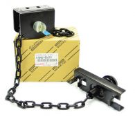 Spare Wheel Carrier Assembly - Chain Type B - 100 Series
