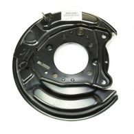 Genuine Toyota L/H Rear Brake Backing Plate - 90 Series