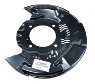 Genuine Toyota Front Left Brake Disc Backing Plate 200 Series