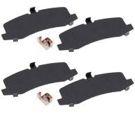 Genuine Toyota Rear Brake Pad Anti-Squeal Shim Kit