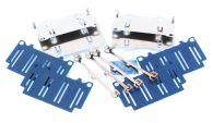 Genuine Front Brake Pad Anti-Squeal Shim Kit