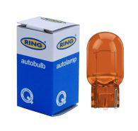 Ring Single Filament Capless Front Amber Indicator Bulb