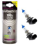 Ring Xenon HB3 Main Beam Headlamp Bulbs