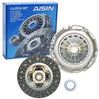 Aisin 3 Piece Clutch Kit (Petrol) 236mm with box
