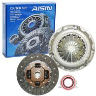Aisin 3 Piece Clutch Kit (Diesel) 224mm with box