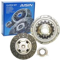 Aisin High Torque Performance 3 Piece Clutch with box