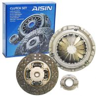 Aisin 3 Piece Clutch Kit (Diesel) 5 Speed 275mm with box