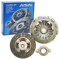 Aisin 3 Piece Clutch Kit (Diesel) 6 Speed 275mm with box