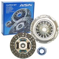 Aisin 3 Piece Clutch Kit (Petrol) 253mm with box