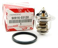 Genuine Toyota 3RZFE Thermostat with seal 82°C