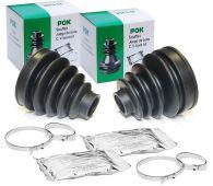 POK Inner & Outer CV Boot Gaiter Kit