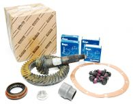 Rear Diff Crown Wheel Pinion & Bearing Rebuild Kit - Ratio 43:11