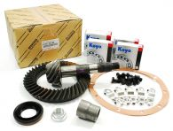 Rear LSD Crown Wheel Pinion & Bearing Rebuild Kit - Ratio 43:11