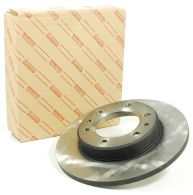 Genuine Toyota Solid Front Brake Disc