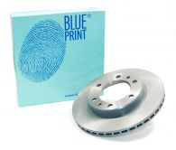 BluePrint Vented Front Brake Disc with box