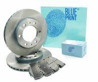 BluePrint Front Brake Discs & Pad Kit - R90 approved