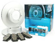 Kavo Front Disc & Pad Kit