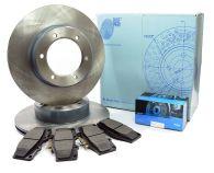BluePrint Front Disc & Kavo Pad Kit Hilux Pickup (IFS models)