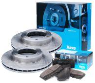 Kavo Front Brake Disc & Pad Kit