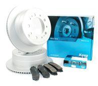 Kavo Rear Brake Disc & Pad Kit