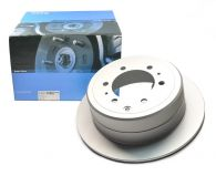 One Kavo Silver Coated Rear Brake Disc 80 Series (08/1992-98)