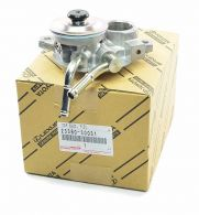 Genuine Toyota Fuel Filter Primer Head With Fuel Heater Option