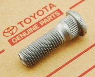 Genuine Toyota Rear Wheel Stud - Hilux Pickup GUN125