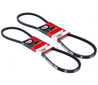 Pair of Gates Alternator Fan Belts