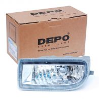Left Hand Front Bumper Fog Lamp Assembly - 100 Series