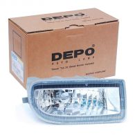 Right Hand Front Bumper Fog Lamp Assembly - 100 series